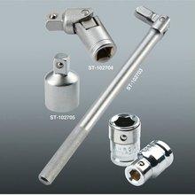 "3/8""DR. Sliding T handle Universal joint Flex handle Speed brace socket adptor ACCESSORIES"