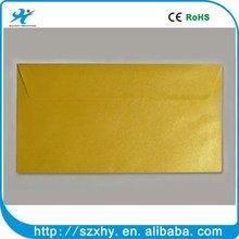 Gold Envelope Seal