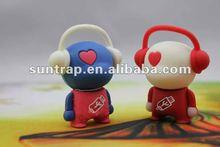 Guaranteed full capacity Music baby Kids USB Flash Drive 1GB 2GB 4GB 8GB 16GB gift