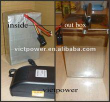 ebike battery LiFePO4 Battery 72V 40Ah car battery packs