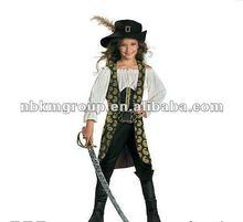 2012 New Girl's Pirate Costume