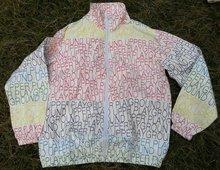 promotional Tyvek jacket