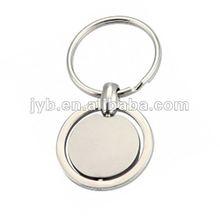 Round shaped key chain/pretty keyring gifts