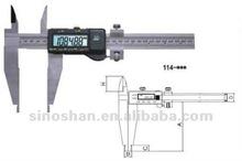 "113-555 0-600mm/0-24"" Big LCD New TypeV Inside/Outside Diameter Measuring Instruments Digital caliper"