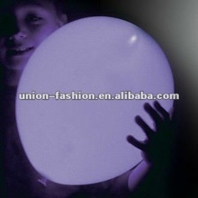 Purple LED Balloons For Party Decoration