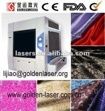 2012 SALE !! 3D Flying Laser Textile Engraving Machine