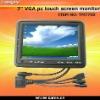 "7"" VGA TFT Touch Screen Monitor for Car PC/GPS Navigation box"