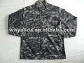 Acu 2 t/c de luz digital del camuflaje militar uniforme de rumanía