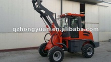 2012 new style 915 compact mini wheel loaders with CE,joystick,quickhitch