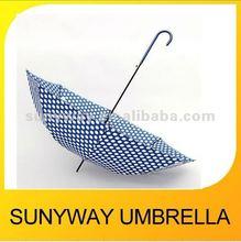 2012 Fashional Pretty Straight Umbrella For Lady and Girl