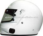 Open-face helmet