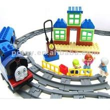 B/O building bricks toy thomas the train