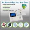 Dual Network Home GSM Alarm System (ZAB-580G)