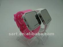 Fashion Unisex LED Silicone Wrist Watch