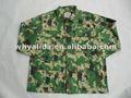 T/c sarga/ripstop camuflaje bdu speical de uniforme militar