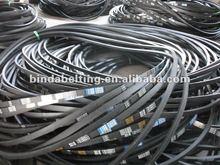 Rubber belt long inch type B section