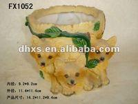 Animal Resin Pot/Planter