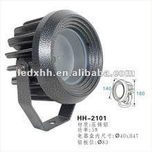 5W waterproof Ip65 flood light aluminium housing HH-2100