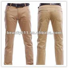 2012 wholesale khaki overalls men's trousers CAP029