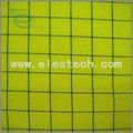Anti - estático tecido 5mm luz faixa amarela