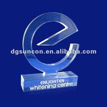 acrylic trophy design
