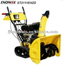 GS APPROVED 11HP SNOW REMOVER WITH CATERPILLAR DRIVE