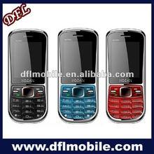 "2012 low price cell phone U18 1.8"" dual sim bluetooth fm mp3"