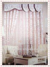 High quality curtain,black out curtain fabric,high class home textile