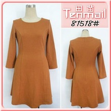 Long Sleeve Dress for Women 2012
