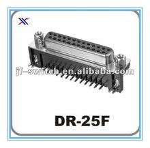 micro usb connectorDR-25F