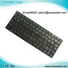 2012 Newest Scissor keystroke structure slim bluetooth 3.0 keyboard