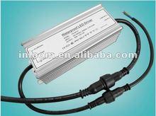 60W(12/24/36/48VDC) Constant voltage waterproof LED Driver