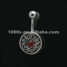 925 Silver Body Jewelry-BJ00167
