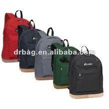 Everest 17-inch Vintage Suede Bottom Backpack