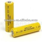 NI-CD AA 1000MAH 1.2V Ni-CD battery,NICD battery