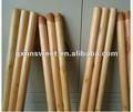 Directamente de fábrica: barnizado de madera de palo de escoba