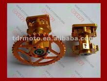 2012 Qualitied Motorcycle/dirt bike CNC wheels hubs