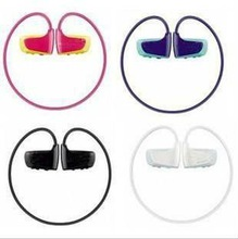 2012 NEW cheap Sports headset mp3 player,Rechargeable Li-ion battery