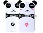 silicon bear mobile phone case