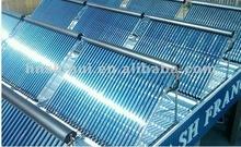 vacuum tubes solar collector