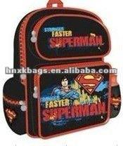 superman school bag