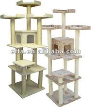 Cat Scratching Tree Cat Activity Centre Scratcher Toys Furniture
