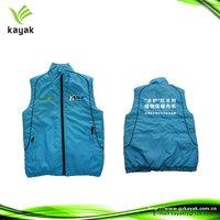 Promotional customized nylon sleeveless vest
