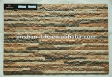 Decorative outdoor stone look wall tiles 330x500mm