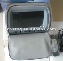 Hottest!!! USB/SD slot, Game, IR, Speaker Headrest Car DVD