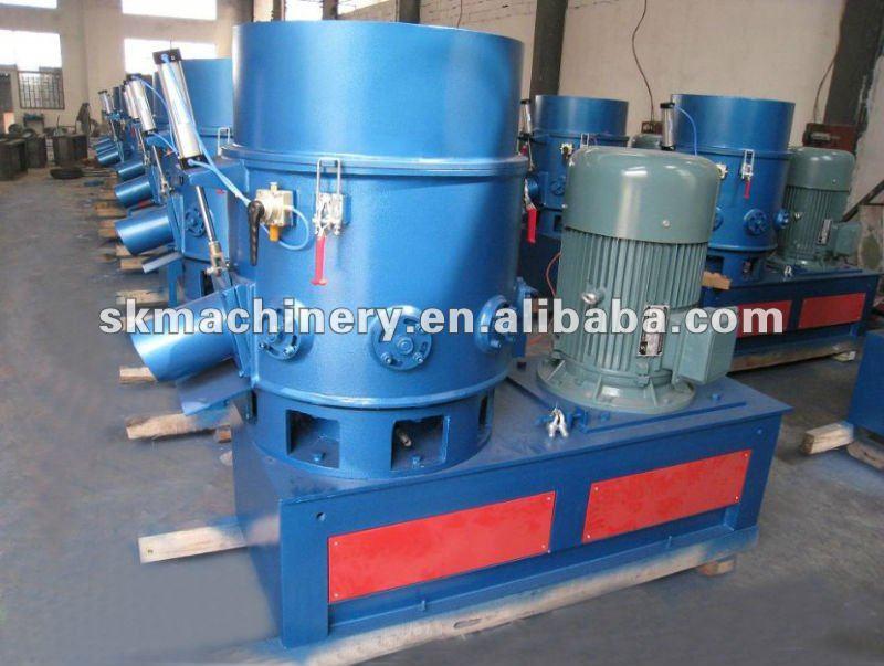 200-500kgh Agglomerator for Plastic Film