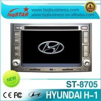 LSQSTAR Car DVD for Hyundai H-1/ Hyundai Starex with GPS Navi