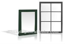 Tempered Glass Insert Exterior Door