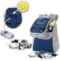 Cooladio solar cooler backpack with speaker