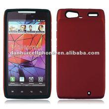 Accessory PC Silicone Combo Case For Motorola Droid Razr MAXX XT910 XT912